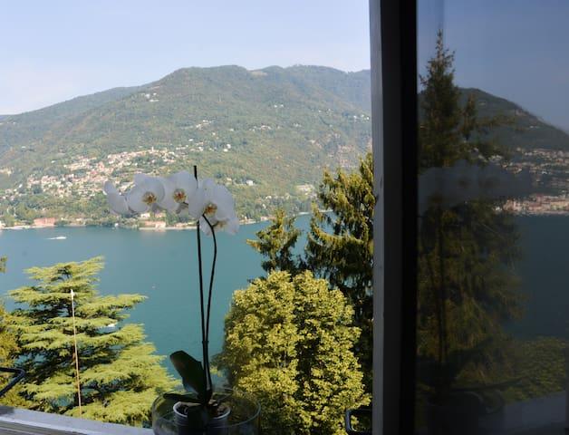Villa Vittoria Como Lake Blevio, apartment 1