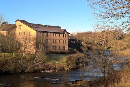 Riverside apartment, Dunblane - Dunblane