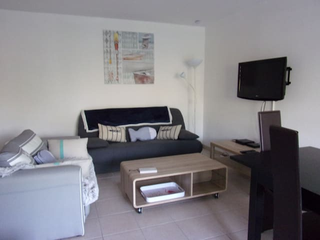 rent appartment T3 for , week, week end