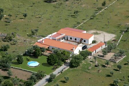 Quinta Paraíso, Alto Alentejo - Alagoa - Pension