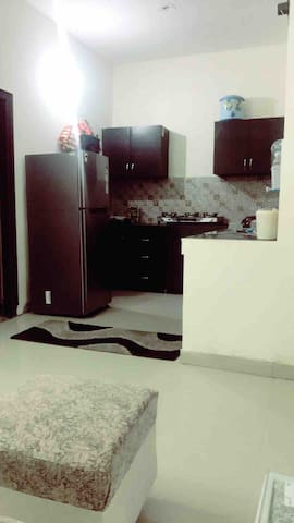 Independent 2BHK fully furnished apartment