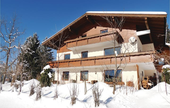 Holiday apartment with 3 bedrooms on 90m² in Walchsee
