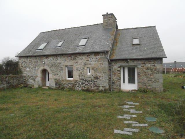 La maison d'Alice, pays du Trégor