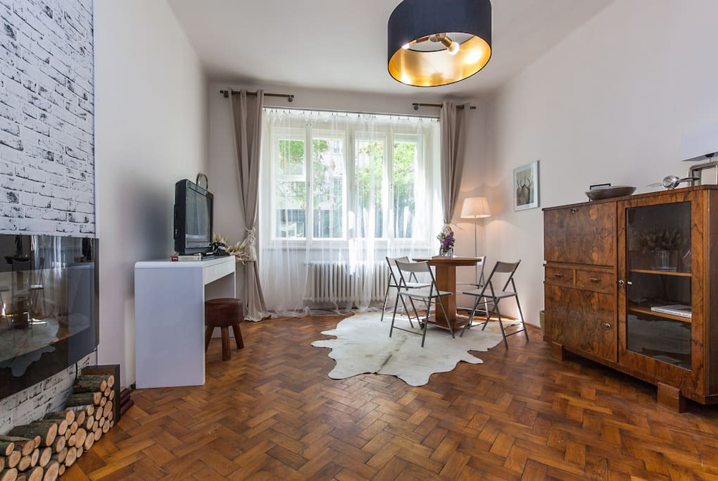 Prague center design apartment flora l genheter att hyra for Designer apartment prague