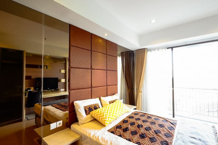 Westwood Apartment at Beverly Dago Bandung