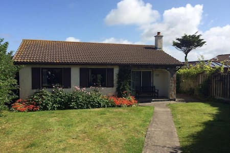 Cornish Bungalow by the Beach - Saint Merryn - 公寓