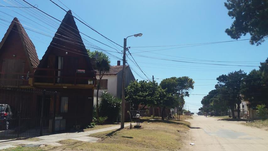 CABAÑA EN SAN BERNARDO