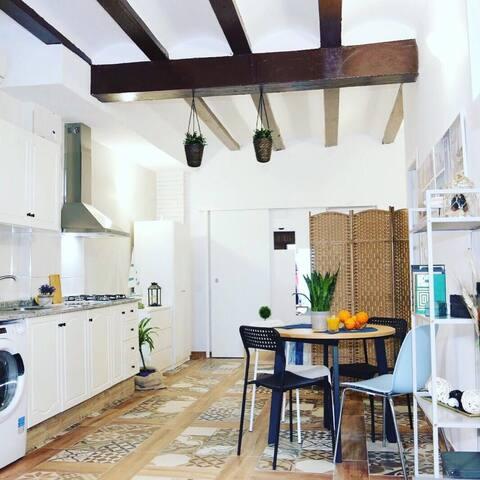 Cabanyal Beach apartment