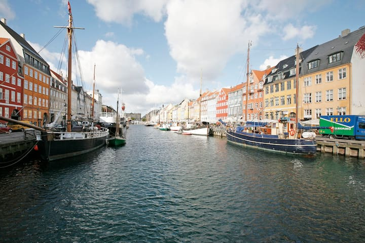 Holidayapartment in Copenhagen