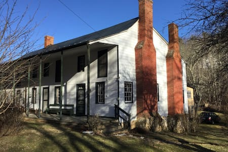 Tavern Suite at Anderson Cottage - Warm Springs - Wikt i opierunek