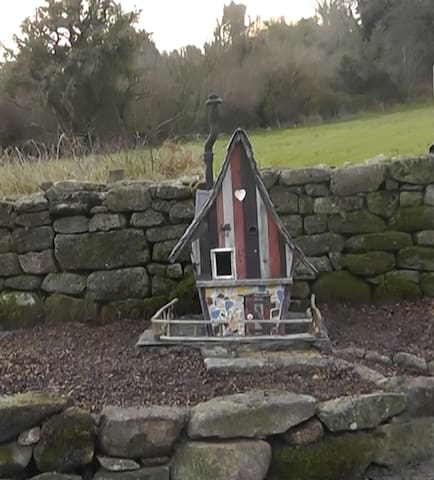 Kilkenny Fairy Hide-away in Converted Barn