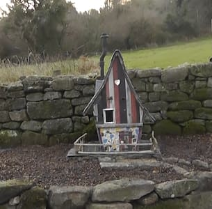 Kilkenny Isolated Fairy Hideaway in Converted Barn