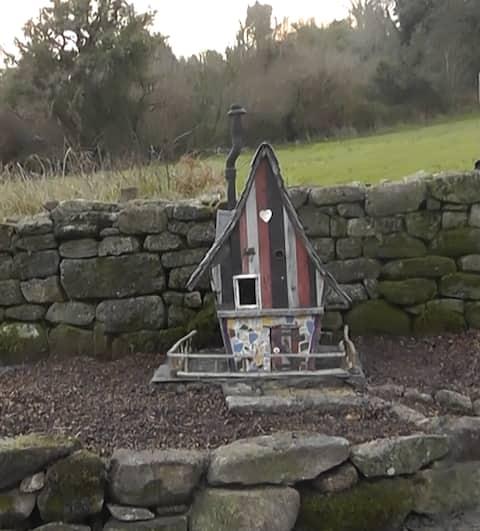 Kilkenny Isolated Fairy Hideaway in Converted Barn