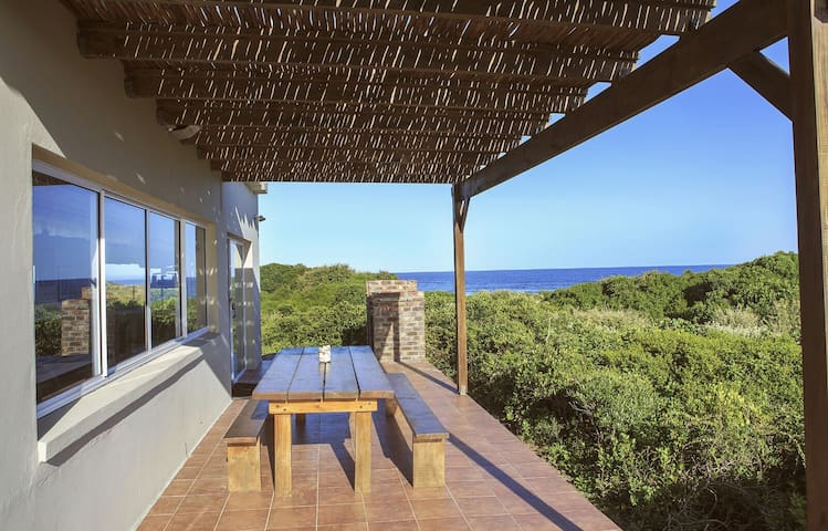 Stunning Beachouse - Beachfront - Greater Plettenberg Bay - House