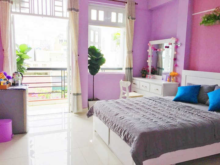 ★Near Airport★ S Phuot Homestay ★Nice Private room
