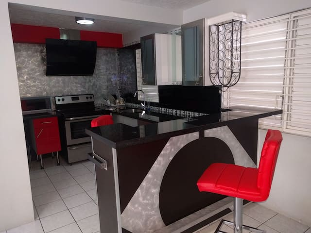 ⍟Modern New Kingston Apartment (Secured/Parking)⍟