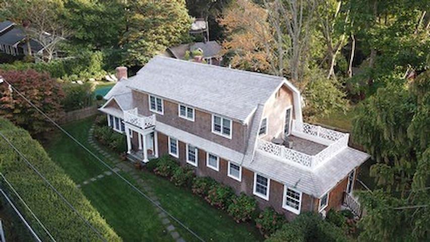 Designer East Hampton Cottage