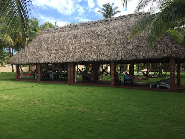 Large Beach Front Property up to 24 guests