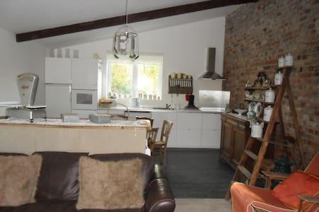 Home vintage - Gîte de campagne - Somme - Autheux - Casa