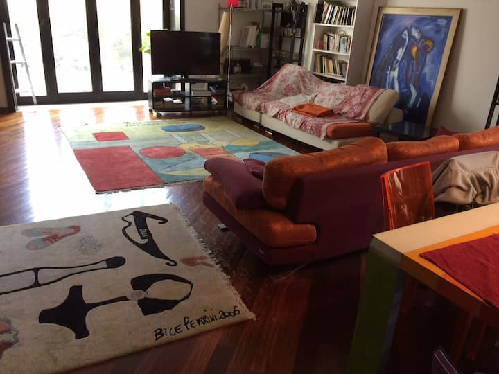 Loft for artists and cooking show in Bari/Apulia