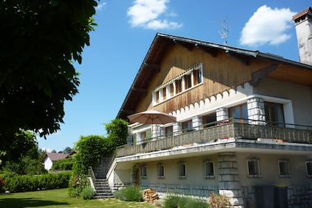 Chambre individuelle, bed and breakfast - Annecy-le-Vieux - Bed & Breakfast