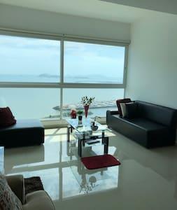 Expectacular vista y comodidad