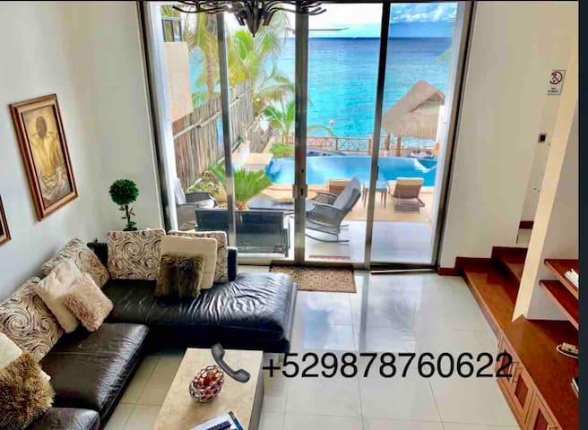 Villa Paradise, Spectacular Oceanfront view W/Pool