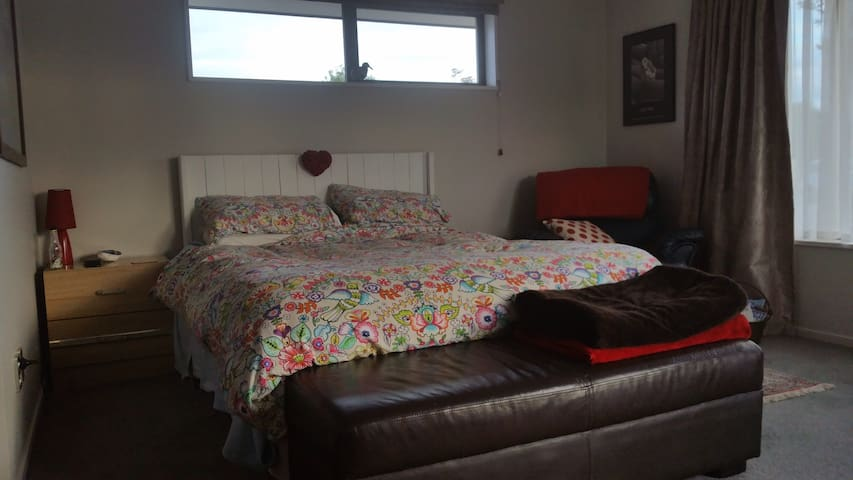Studio unit with off street parking - Rolleston - Casa