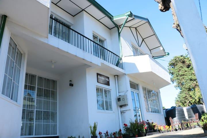 Ruvidee Villa - Deluxe Double Room with Balcony