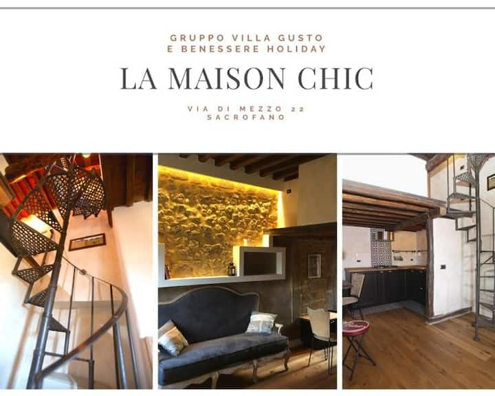 Villa Gusto e Benessere Maison Chic e Ristorante