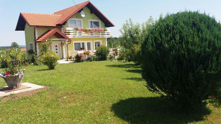 House Antonia, Room No.2 - Grabovac - Talo