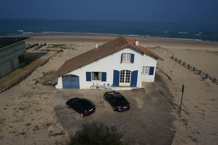 Villa les Vacances, Remember Beach - Mimizan - Villa