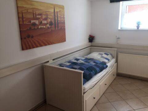 Ruhiges Zimmer in Gieboldehausen mit eigenem Bad