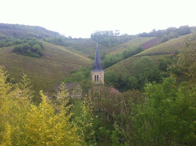 Maison dans le Beaujolais