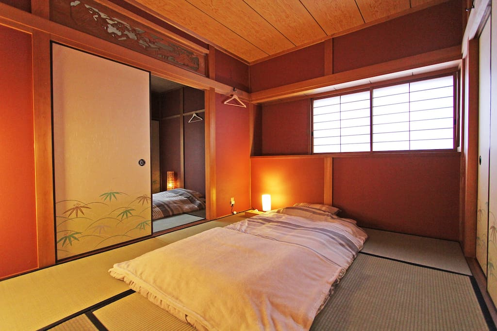2nd Floor There are 3 Bed Rooms (Japanese Tatami Room)