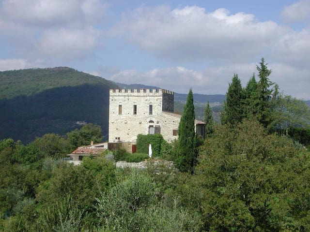 Florence Hills Chateau-Country House - Molino del Piano - Casa de camp