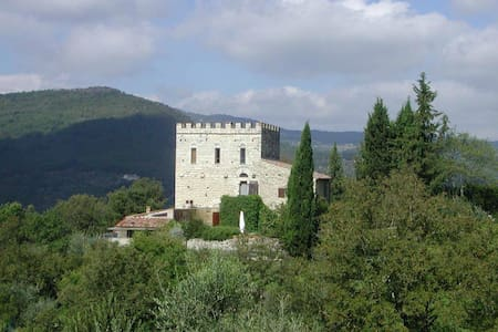 Florence Hills Chateau-Country House - Molino del Piano