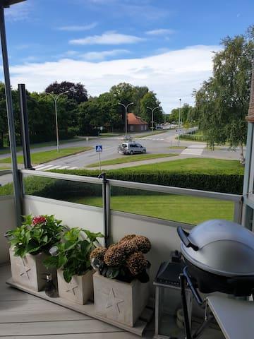 leilighet i Fredrikstad  500 meter fra Gamlebyen .