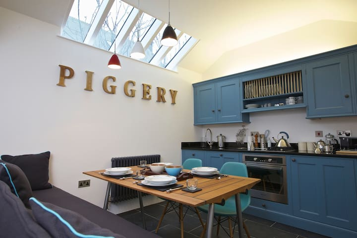The Piggery - coastal path B&B! - Malborough - Bed & Breakfast