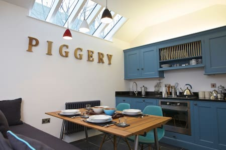The Piggery - coastal path B&B! - Malborough - Inap sarapan
