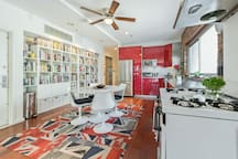 Manhattan Lux Loft.Like.Love.Lots.Look !