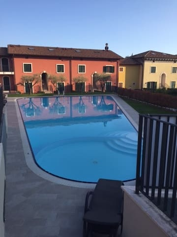 Residence Golf con piscina - Costermano - Apartment