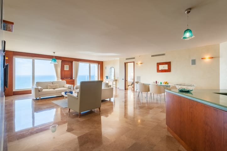 Beautiful Sea view in King David Tower - Tel Aviv-Yafo - Flat
