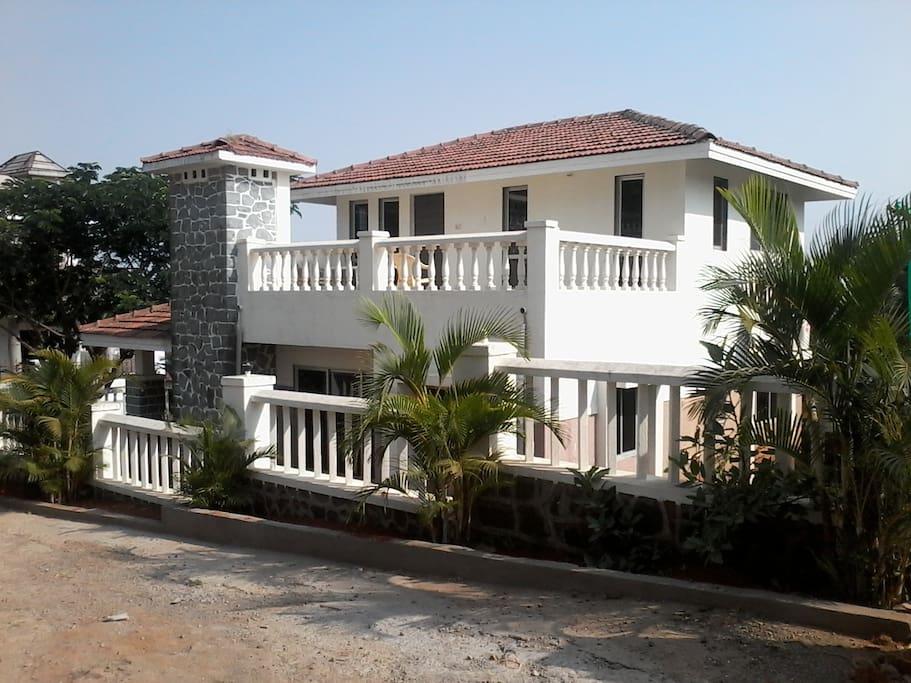 2 Br Bungalow Surrounding With Hills In Lonavala Villas For Rent In Lonavala Maharashtra India