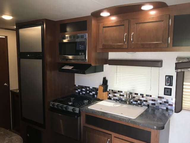 Modern Camper Orlando, Florida