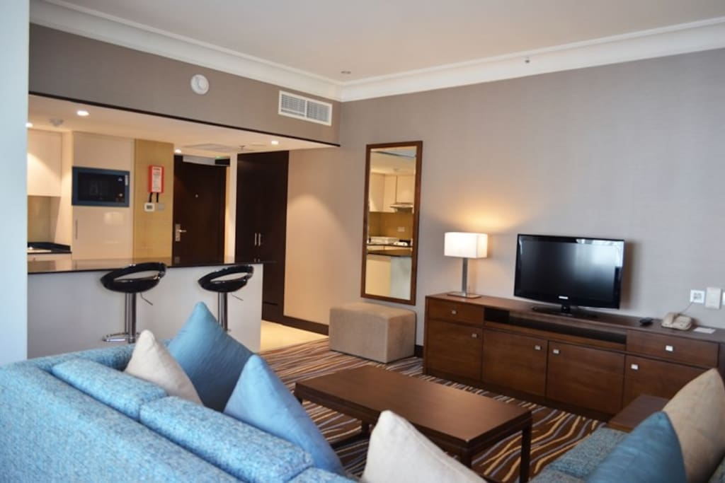 Fully Furnished Apartment 1 Bedroom Serviced Apartments For Rent In Abu Dhabi Abu Dhabi