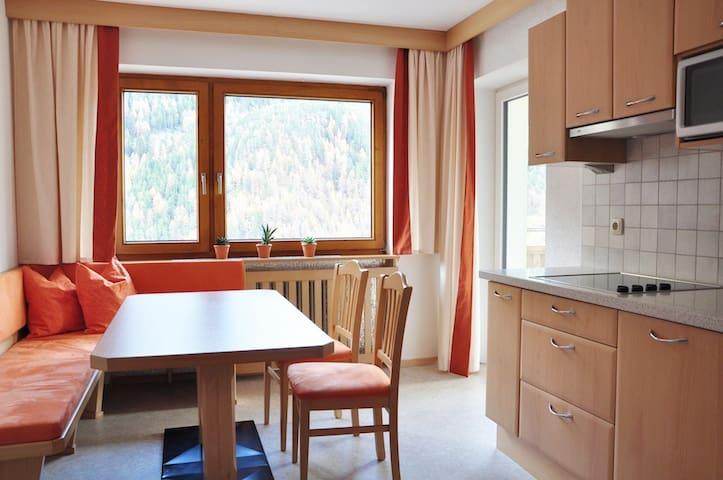 Haus Leo Sölden Appartement 4-5 Personen - Sölden - アパート