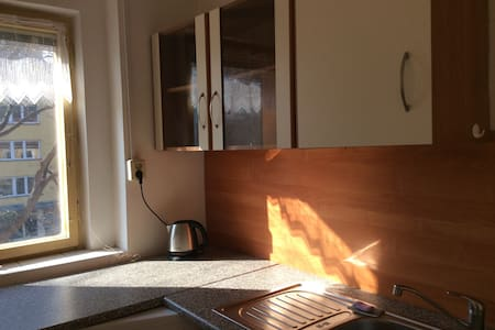 Apartment with possible barbecue on the balcony - Prag - Wohnung