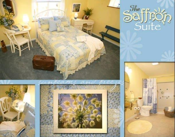 Saffron Suite