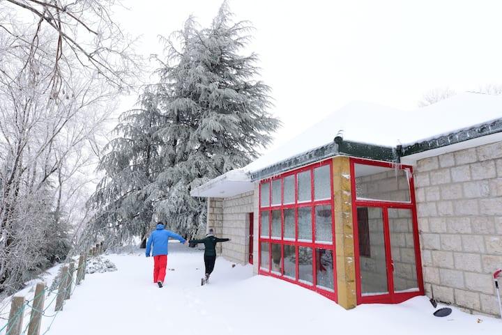 Mountain Lover house in Laklouk